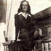 Mrs. Florence J. McCarthy