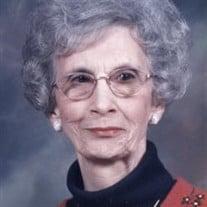 Nellie  Farthing McDaniel