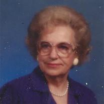 Mrs. Virginia Arlene Christian Nix Jordan