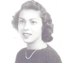 Josephine May Beatty