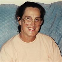 Majel Irene McAbee