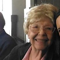 Mrs. Rita J. Kujawa (Bensevicz)
