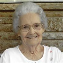Betty Evans Stevens