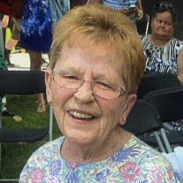 Margie Ann Petty Barley