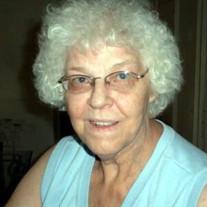 """Suella """"Sue"""" Mae Kerkstra"""