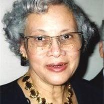 GLORIA MAE DAWSON