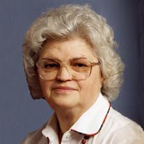 Mrs.  Doreen Lois Jarman