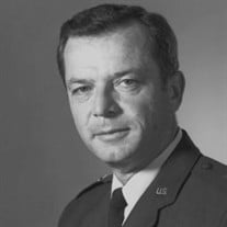 Lt. General Richard Saxer, USAF (Retired)