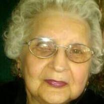 Dorothy Catherine Mathys