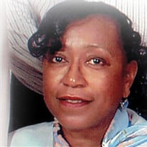 Mrs. Gloria  Jackson Edwards