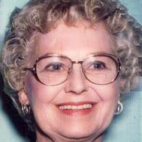 Margaret May Olson Bross Breder