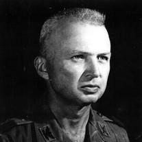 Ret. Col. James G. McFadden