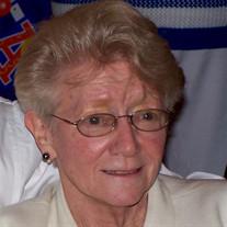 Mrs. Anna  May  Benson