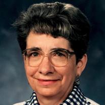 Evelyn Helen Landherr