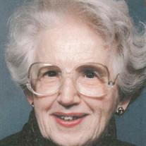 Clara Junetta (Pederson) Burkhart