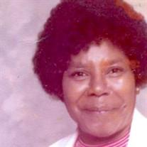 Mrs. Rosetta C. Heard