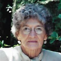 Martha Joy Nicholson Cabe