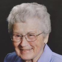 Dorothy Jean Webber