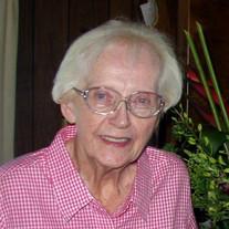 "Mrs. Astrid ""Judy"" Helmle"