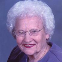 Bertha E Grunow