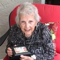 Patricia  Mary Neville