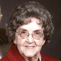 Doris Elizabeth Wells
