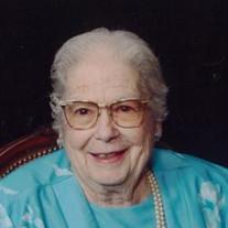 Marie F. Bailey
