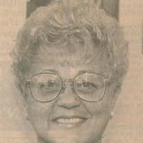 Sylvia M. Davis