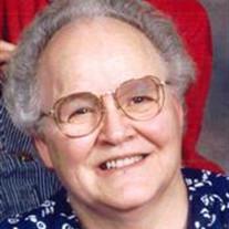 Betty Jane Vaughn