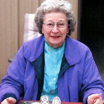 Margaret Loretta (Kooiman) VanDyke