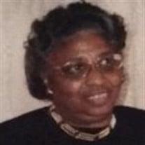 Mrs. Margaret Chiles