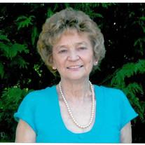 Mrs. Patricia Ann Thompson