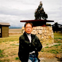 Mr Tony Huang