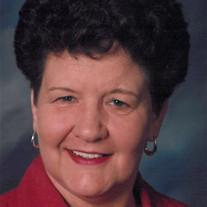 Mrs. Brenda Jo Barrett Harbin