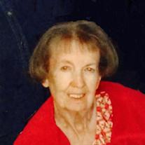 Patricia Ann Conder