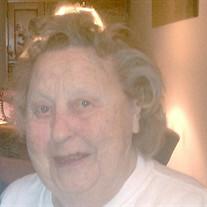 Lorraine Esther Cushing