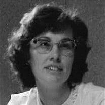 Agnes Marie McKay Burkhart