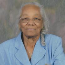 Mrs. Wilma Lois Pruitt