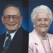 Richard V. &  Edna E. Strait