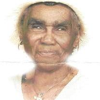 Sallie Ruth Thomas
