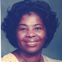 Mrs. Elease Glover