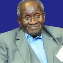 Mr. John Stanley Gibbs