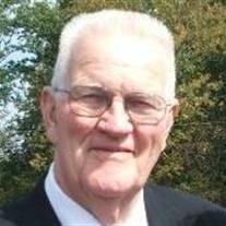 Rev. Larry Walton Brown