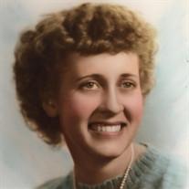 Frieda M. Hamer
