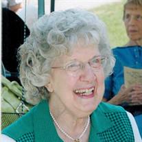 Hazel May  Glover
