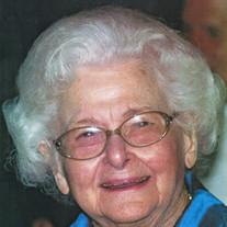 Mrs. HUNTER MARIE QUARLES YANAWAY