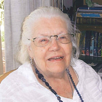 Frances Mildred Richards
