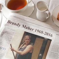 Brandy Maher
