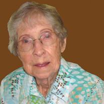 Mrs. Mary Jo Crabb McCollum