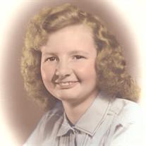 Shirley Blessard Pruitt